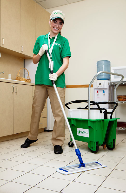 how to start off a cleaning business