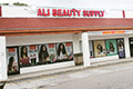 Ali Beauty Supply has an inventory stock position