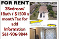 Duplex for Rent in West Palm Beach