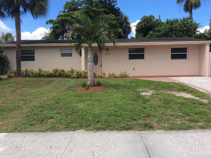 3/1 House for Rent - West Palm Beach