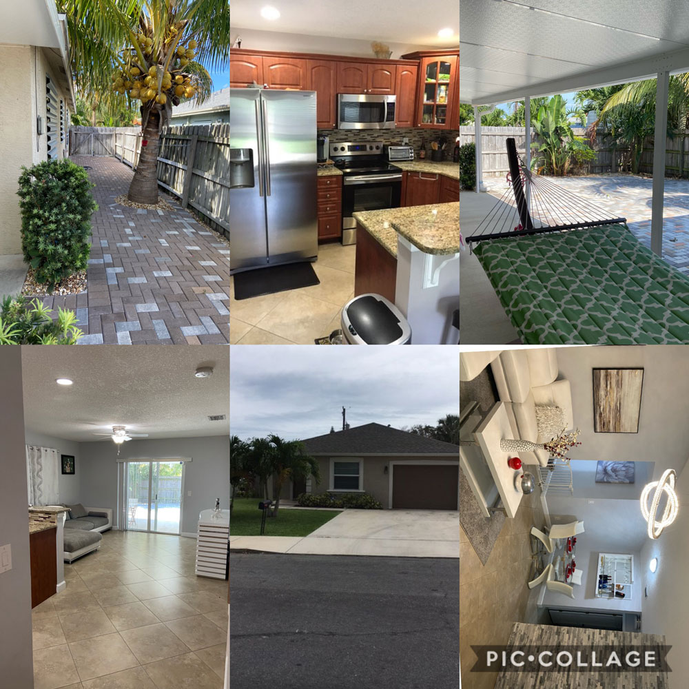 Remodeled 3 BR / 2 BA Home for Rent in West Palm Beach, FL