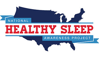 National Healthy Sleep Awareness project