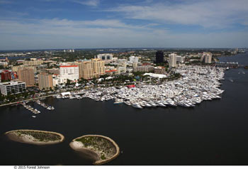 32nd Annual Palm Beach International Boat Show - Forest Johnson