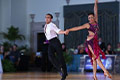 Salsa and Cha-Cha Dancing with Grigol Kranz