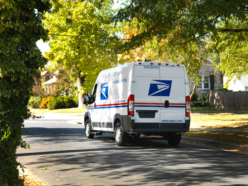 The Service That Never Sleeps! - USPS