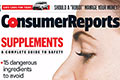 Consumer Reports - Supplements