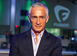 Jorge Ramos will host a public affairs program on Fusion, a cable network founded by Univision and ABC.