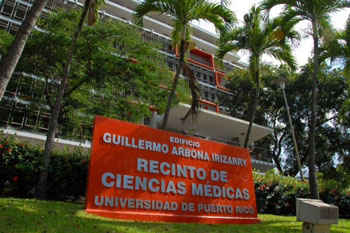 Medical Science Campus of the University of Puerto Rico (UPR)